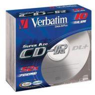 CDR 700 48X SLIM Pack10 VERBATIM
