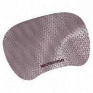 Alfombrilla-almohadilla ratón 3M microprismas gris plata