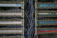 Cables de red informática