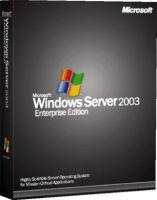 MS WINDOWS 2003 SERVER R2 ENTERPRISE EDITION