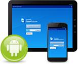 Soporte técnico bajo demanda en dispositivos Android (teléfonos, tabletas, etc..)