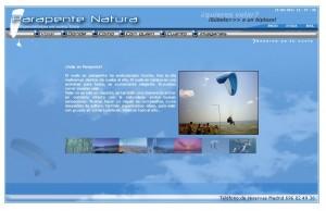 web-parapente-natura-mantenimiento-informatico